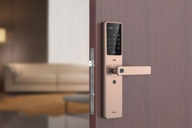 关于门锁 5个理由让你不得不换智能门锁