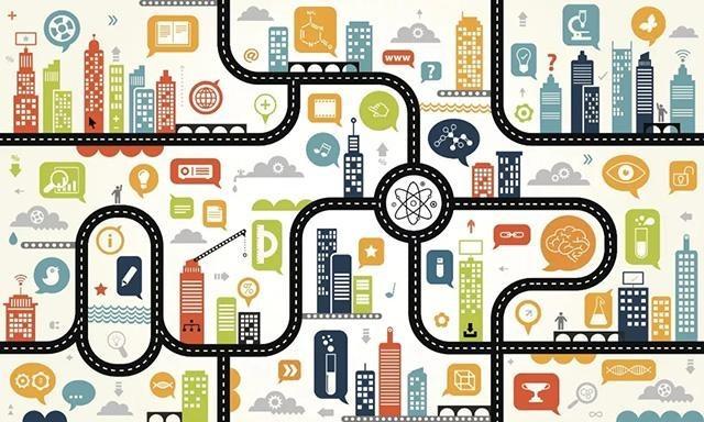 未来的智慧城市应该是个什么样?